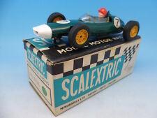 Scalextric C85 brm en vert en boîte