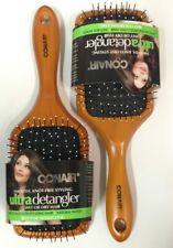 2/Pack - Conair UltraDetangler Paddle Brush
