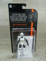 "Star Wars The Black Series #07 Biker Scout Action Figure 3.75"" Hasbro 2013"