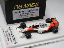 MCLAREN MP4/5B USA GP 1990 WINNER AYRTON SENNA TAMEO KIT 1/43 TMK117