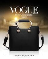 Fashion Women's Tote Handbag Shoulder Bag Satchel CrossBody Messenger Purse