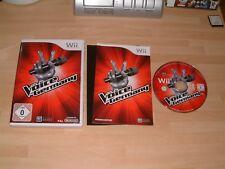 The Voice of Germany... Nintendo Wii & Wii U Spiel