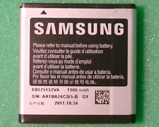 BATTERY SAMSUNG EB575152VA CAPTIVATE i897 Galaxy S T959V T959 Focus i917
