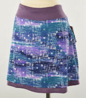 MARMOT Womens Vintage Violet Softwater SAMANTHA Quick Dry Skirt LARGE NWT