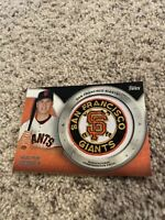2014 Topps Manufactured Commemorative Buster Posey #CP-24 Patch