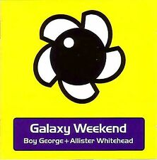 CDx2 - Boy George + Allister Whitehead - Galaxy Weekend (NUEVO *NEW STORE STOCK)