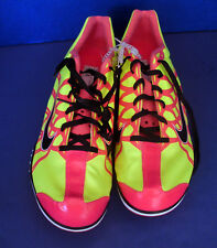 NIKE Track & Field~ZOOM W~Yellow & Pink Running Shoes~Women's 11.5~NEW