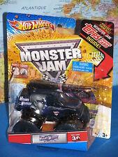 Hot Wheels Mermelada de Monstruo Mohawk Guerrero 30 Aniversario Topps Nuevo &