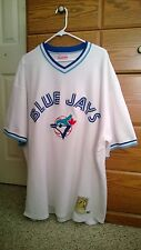 Cecil Fielder Mitchell & Ness Jersey Toronto Blue Jays Men's size 56 / 3XL RARE