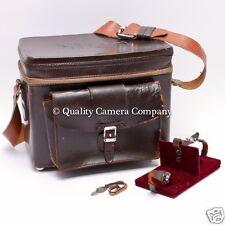"Rare Nikon SP/S-3 Rangefinder Compartment Case 9.5 x 7.5 x 7"" VINTAGE PROTECTION"