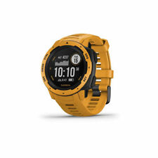 GARMIN INSTINCT Sunburst gps smartwatch art. 010-02064-03