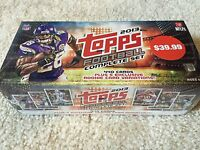 2013 TOPPS FOOTBALL CARD COMPLETE SET, NEVER OPENED, ROOKIE