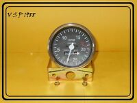 ALLIS-CHALMERS-TRACTOR-TACHOMETER-180-185-200-210-220-190-190XT-GAS-DIESEL