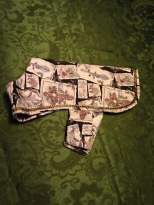 Handmade Quilted Coat For Dog/Cat Size Small