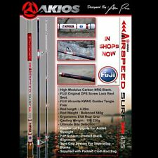 Akios Surfcasting rod Airspeed Surf 435 14ft 3""