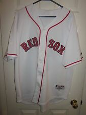 Authentic Majestic Boston Red Sox jersey size 52 Curt Schilling #38