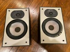 Paradigm Mini-MK3 Bookshelf Speakers -VERY GOOD- Vintage Home Audio