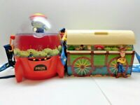 Tokyo Disney Toy Story &  Alien Little Green Men Popcorn Bucket Special set
