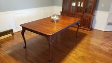 Bob Timberlake Lexington Rectangular, Solid cherry wood, Dining Table with leaf