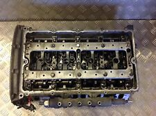 TRANSIT 2.2 CYLINDER HEAD COMPLETE WITH ROCKERS CAMS AND LADDER 06-13 TDCI
