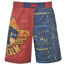 Pantalones y pantalones cortos rojo para niños de 0 a 24 meses