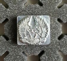 3D Craftool Leather Tool Stamp, Eagle with Spread Wings, 8351
