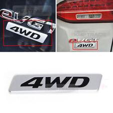 OEM Genuine Chrome 4WD Logo Rear Badge Emblem for HYUNDAI 2010-2015 Tucson ix