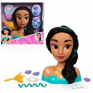 Disney Princess Jasmine Styling Head, 14-Pieces