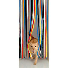 Standard PVC Strip Door Curtain 81 x 20