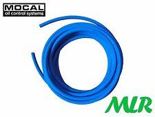 """MOCAL FBV0800 1/2"""" 13MM BLUE SELF ASSEMBLY REMOTE FILTER OIL COOLER HOSE PIPE NU"""