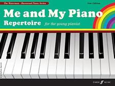 Repertoire (Me and My Piano) by Fanny Waterman, Marion Harewood | Paperback Book