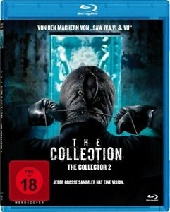 The Collection (The Collector 2) (2012) Blu Ray Import Region B New/Sealed