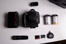 Canon EOS-1D X Mark II 20.2MP Digital SLR Camera - Black (Extra Features)