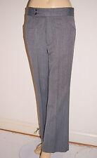 """Vintage Men's 60's Mod Vertical Stripe Pants by Farah Metal Talon Zipper 31""""x29"""""""