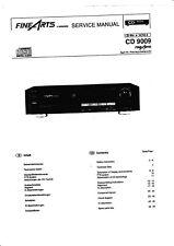 Service Manual-Anleitung für Grundig CD 9009