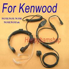Security Throat mic for TH-F8 UV-5R UV-5RE PX-777 PX-888K TG-K4AT TG-UV2 UV-5RA