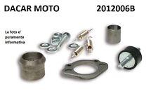 2012006B COMP RACCORDO/BULLON. per MARMITTA APRILIA RX SX 50 2T LC 2007> MALOSSI