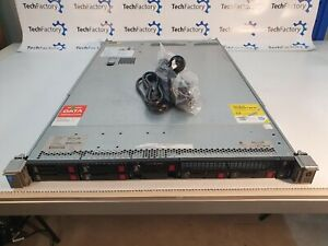 HP DL360 GEN 9 | 2x Intel Xeon E5-2630v3 | 64Gb RAM 2x 200Gb SSD 5x 2Tb SAS HDD