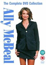 Ally McBeal Complete Series Seasons 1 2 3 4 & 5 1-5 DVD Box set Region 4 New