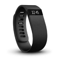 Fitbit Charge Activity / Sleep Tracker - Fully Tested and Working! Large Black
