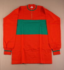 NOS Vintage Sergal Cycling long sleeve Jersey size 2-small 8e5244b9d