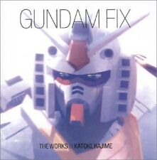 Gundam Fix illustration art book