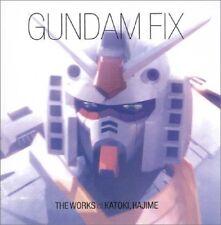 Gundam Fix illustration art book