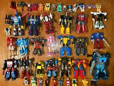Transformers War for Cybertron Lot - Loose - Arcee, Ironhide, Double-Dealer