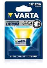 VARTA CR123 PHOTO LITHIUM CR123A - Blister de 1