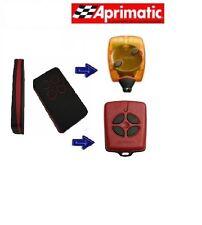 TELECOMANDO TM4 TR4 TR2 APRIMATIC TRASMETTITORE RADIOCOMANDO COMPATIBILE APRIMAT