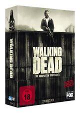 27 DVDs * THE WALKING DEAD BOX - SEASON / STAFFEL 1 - 6 uncut # NEU OVP WVG