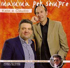 Kalle E Claudio - Mamma Per Sempre CD FONOLA DISCHI