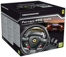 Thrustmaster Ferrari 458 Italia Racing Wheel And Pedals - *XBOX 360 & PC ONLY*