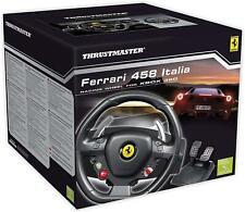 Thrustmaster Ferrari 458 Italia Racing Wheel And Pedals - PC & Xbox 360